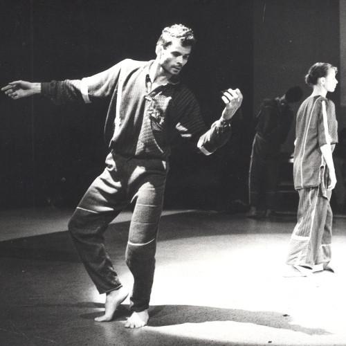 Kortárs tánc 1989