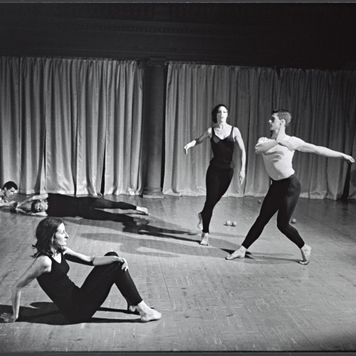 What is dance? - Documentaries about the greatest figures of American post-modern dance