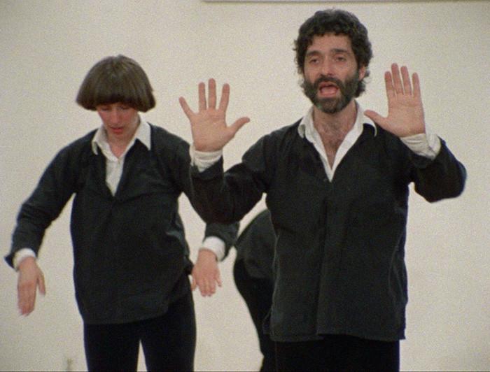 Tánc-csinálók: Hét posztmodern koreográfus