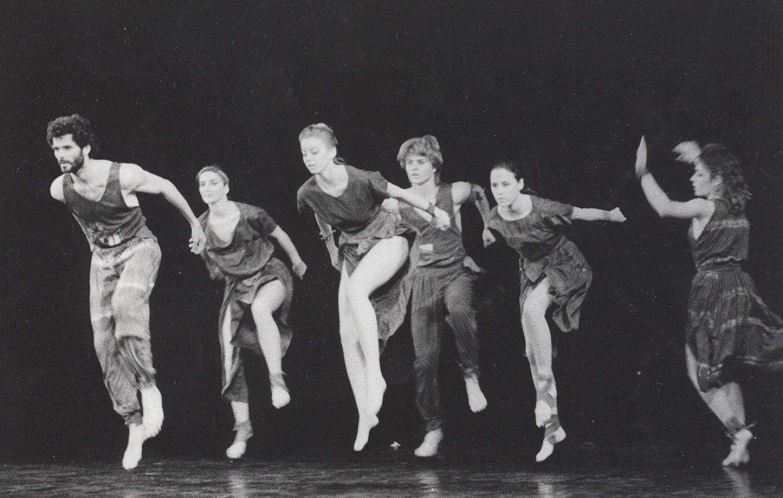 AKKOR - Kortárs tánc 1989