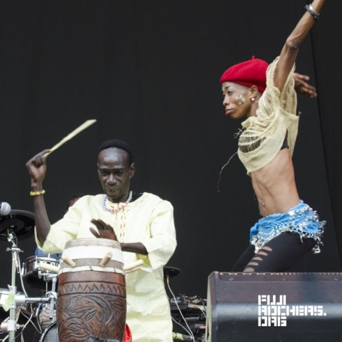 Mark Ernestus' Ndagga Rhythm Force (DE / SN)