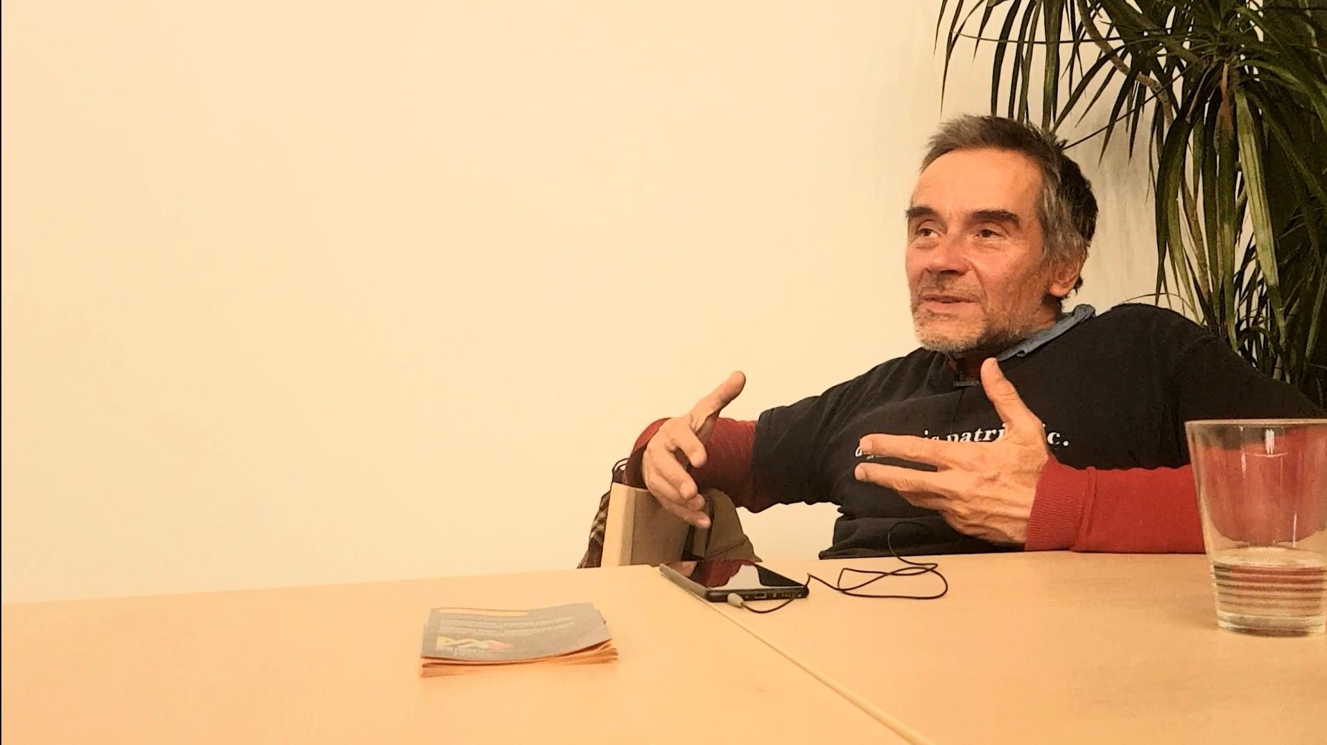 """""""Természetes összmagyar és hiteles konzervatív""""– interjú Molnár Péterrel"""