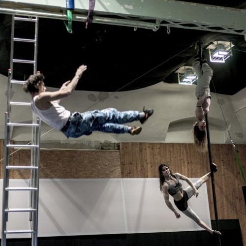 Grotesque Gymnastics: A kudarc anatómiája