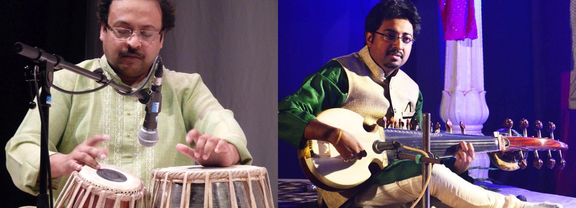 Abhisek Lahiri, Partha Sarathi Mukherjee