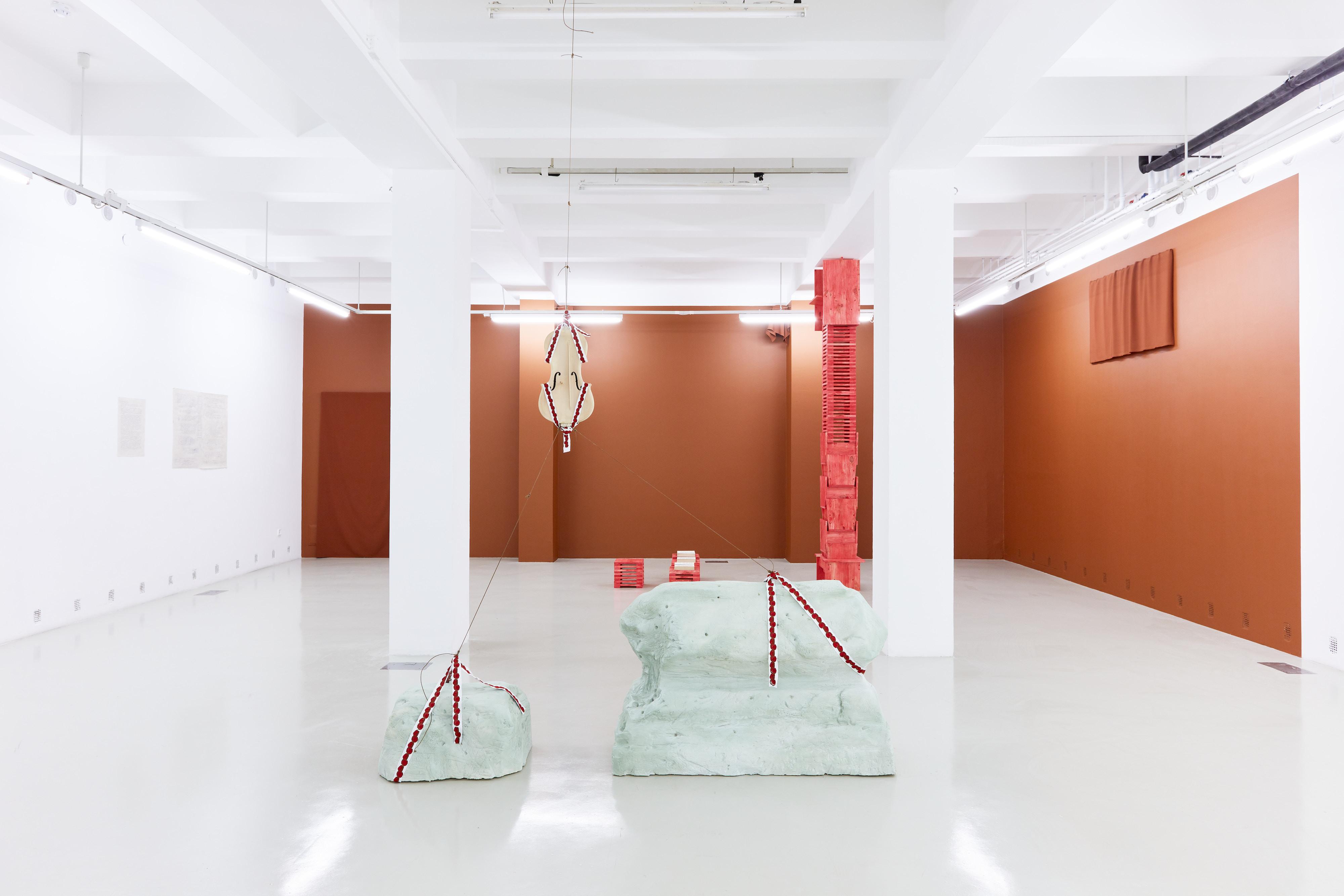 Kiállítási látkép (Fotó: Biró Dávid)