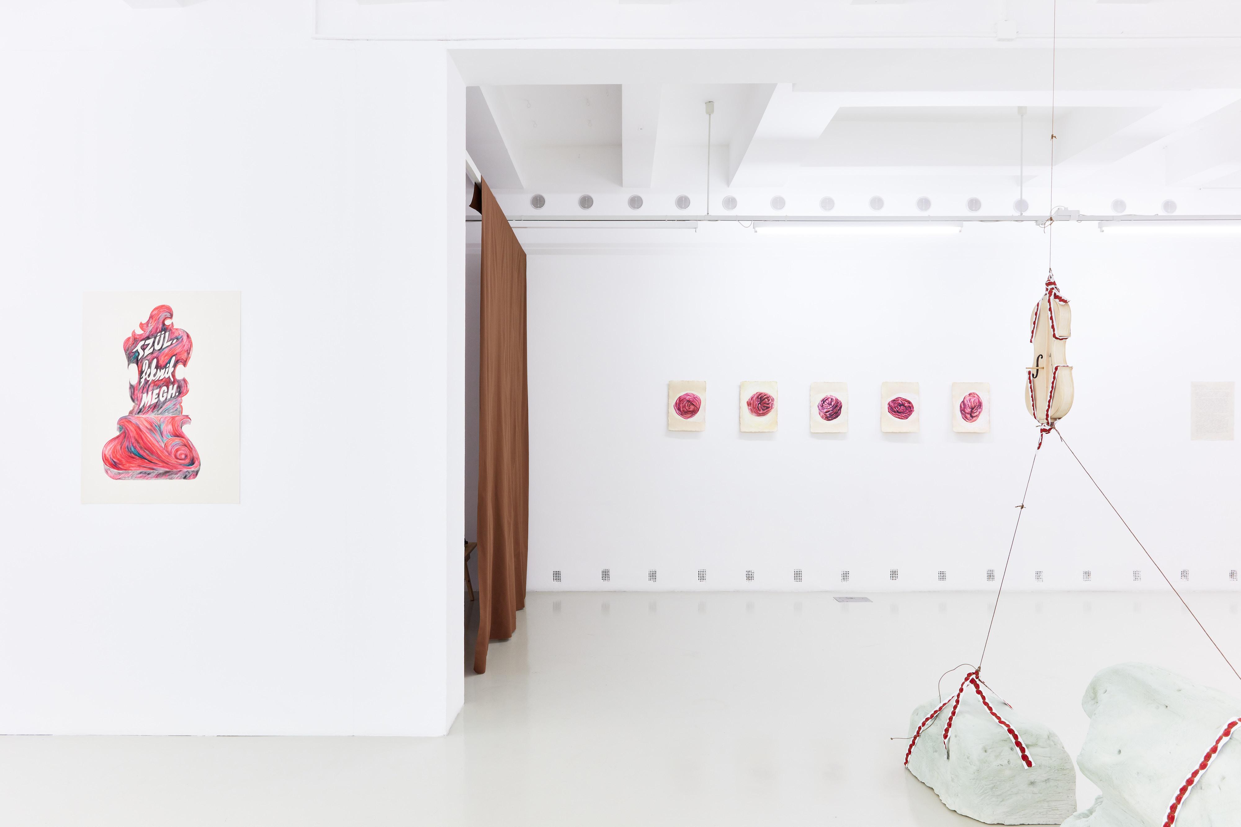 Kiállítási látkép. (Fotó: Biró Dávid)