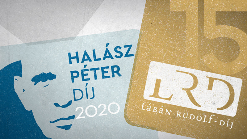They are the nominees for this year's Rudolf Lábán- and Péter Halász Awards