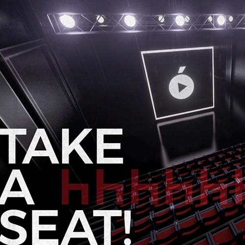 TAKE A SEAT!