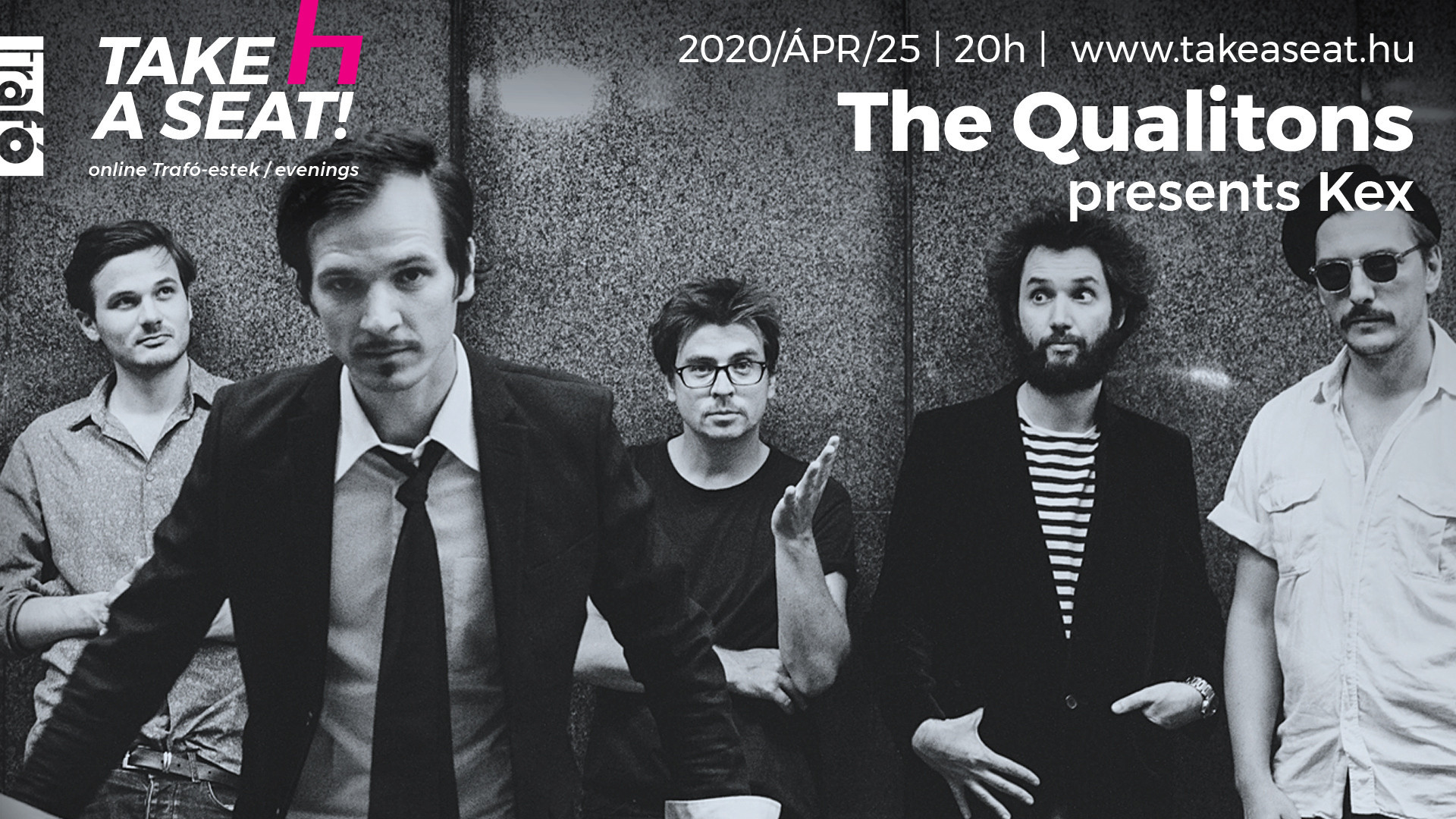 The Qualitons presents Kex