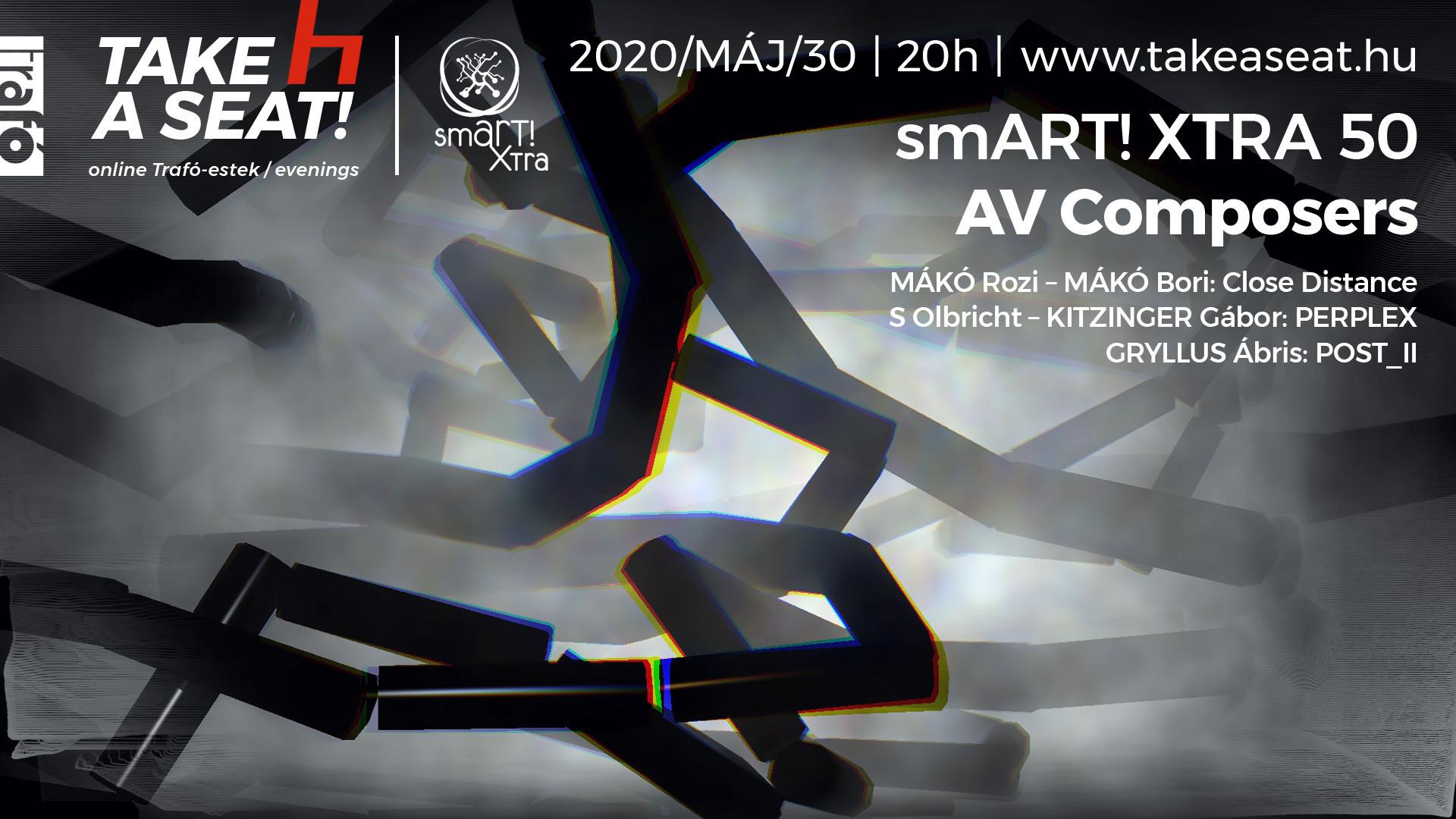 smART! XTRA 5.0 // AV Composers