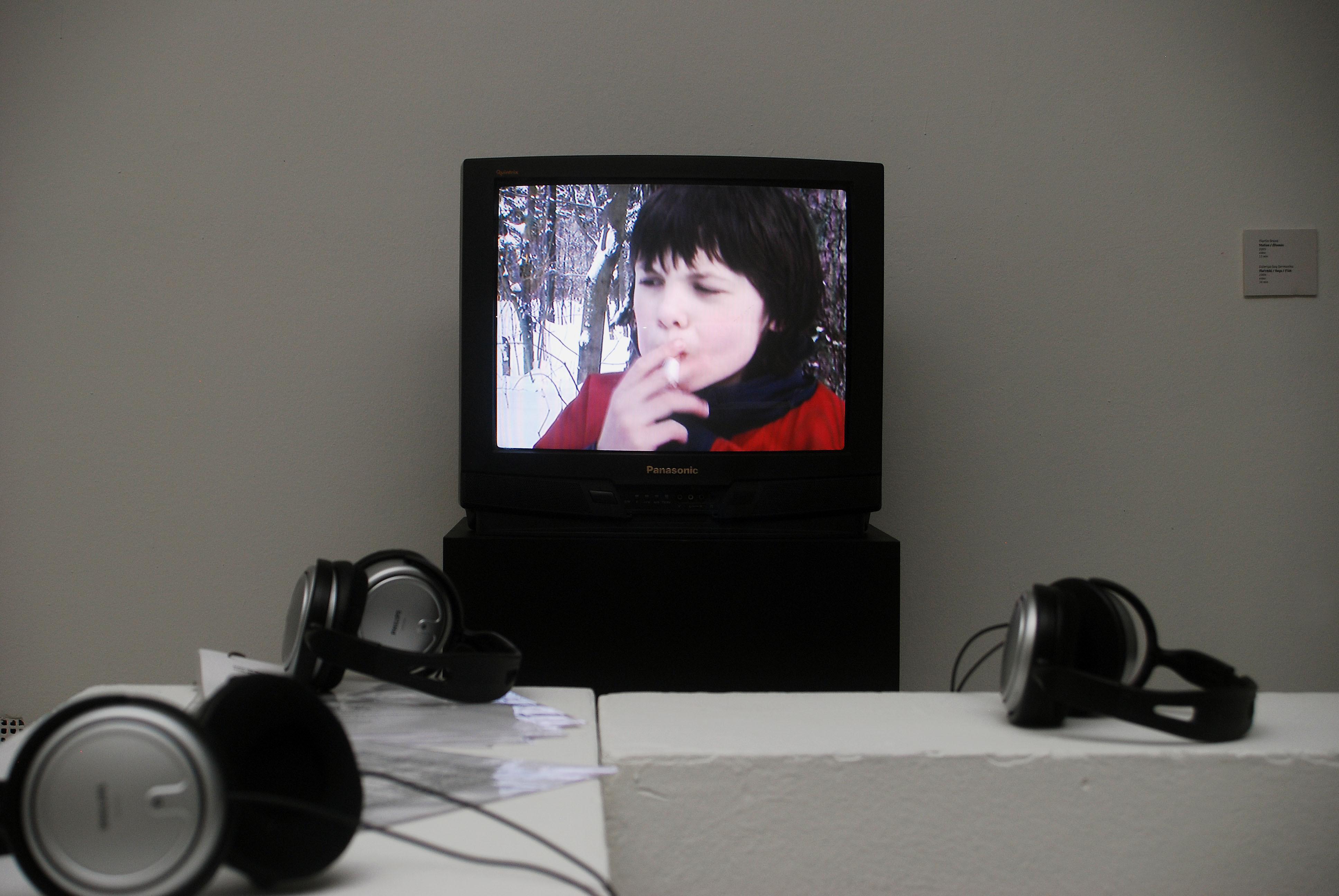 Valeriya Gay Germanika: Mal'chiki – Boys, Russia, 2006, DVD, colour, sound, 36 min | photo: Gabriella Csoszó