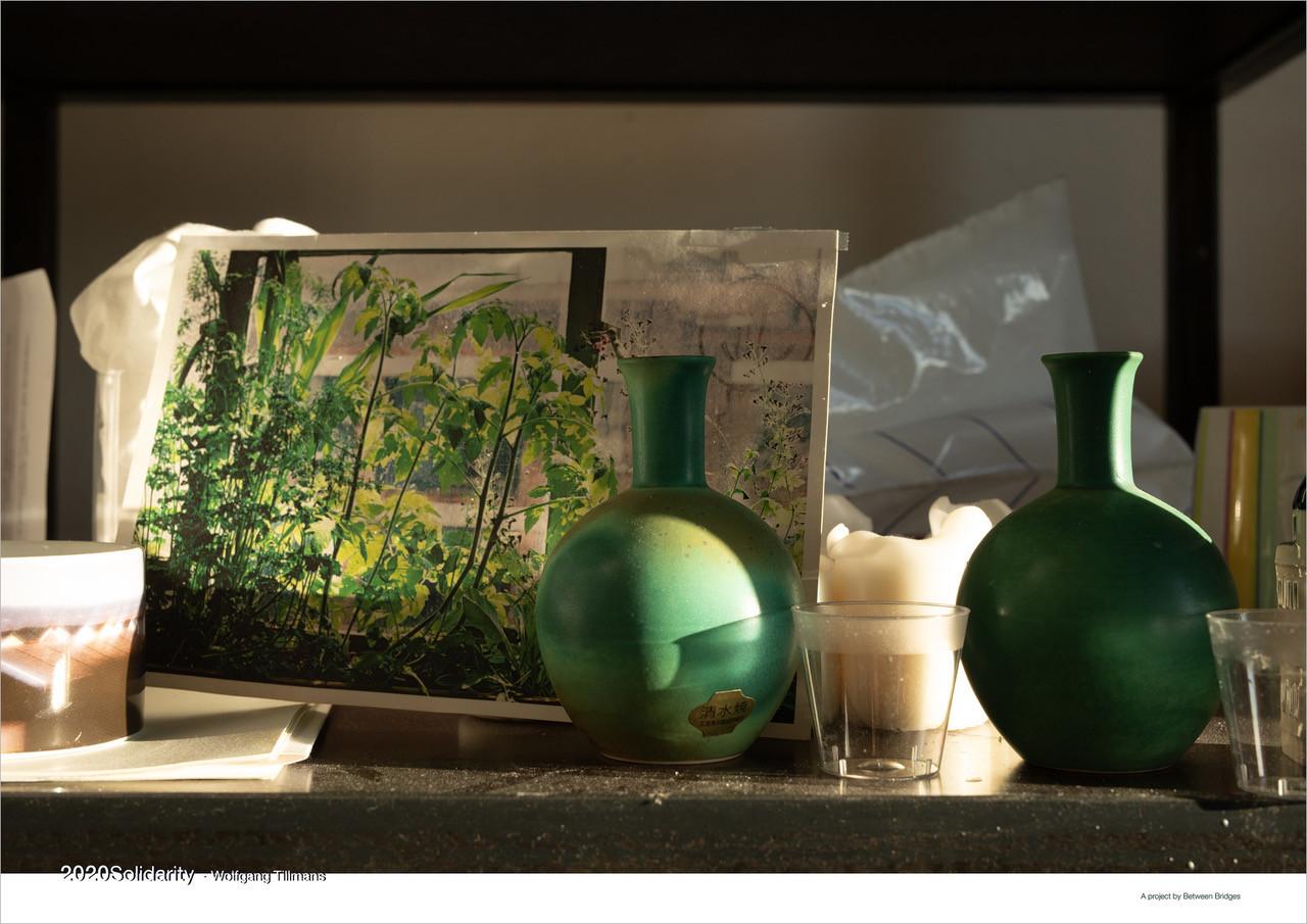 Wolfgang Tillmans  'still life (Bühnenbild)' 2020 Offset print on paper 42 cm x 59,4 cm (16.5 x 23.4 in)