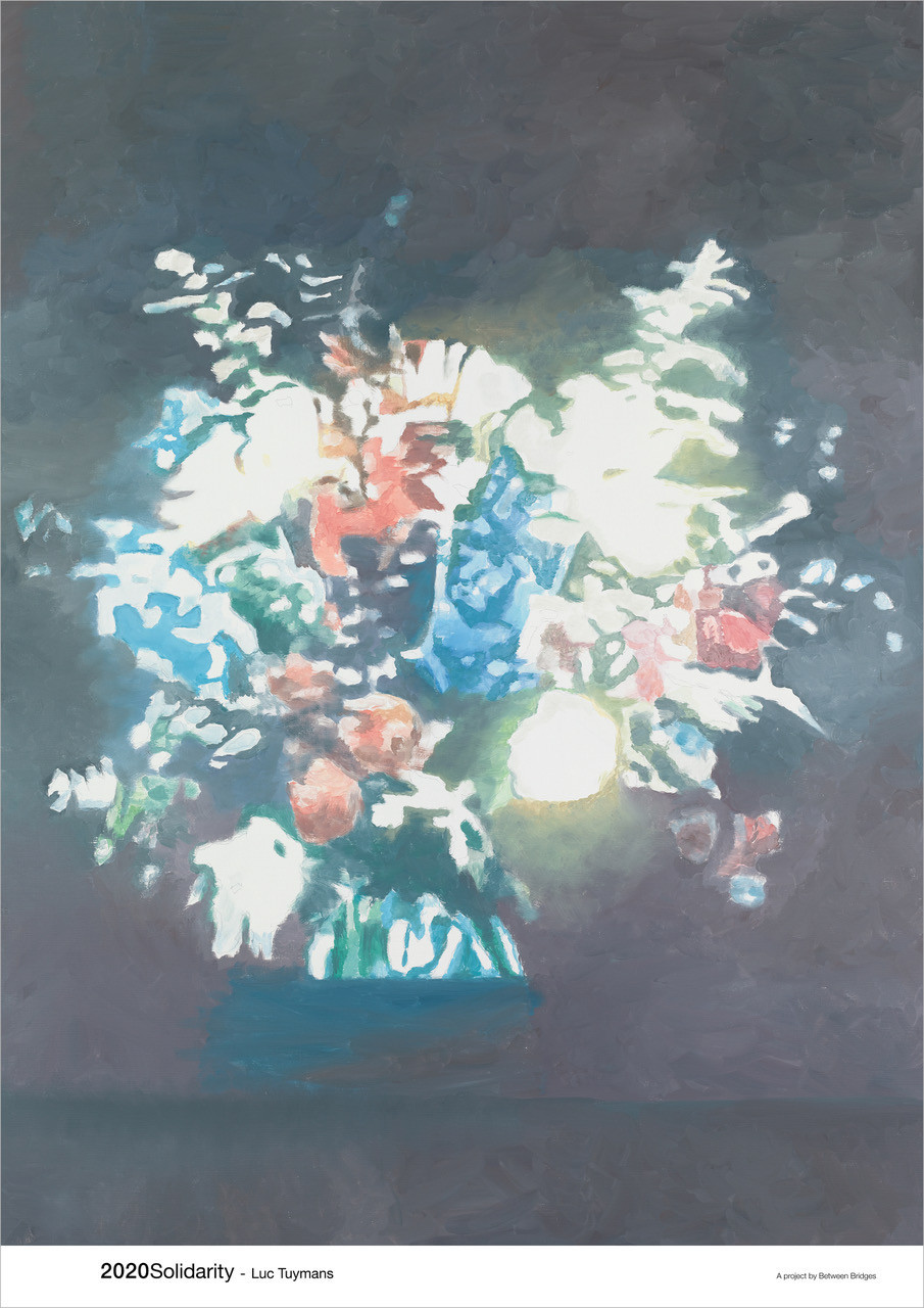 Luc Tuymans  'Technicolor' 2012 Offset print on paper 59,4 cm x 42 cm (23.4 x 16.5 in)