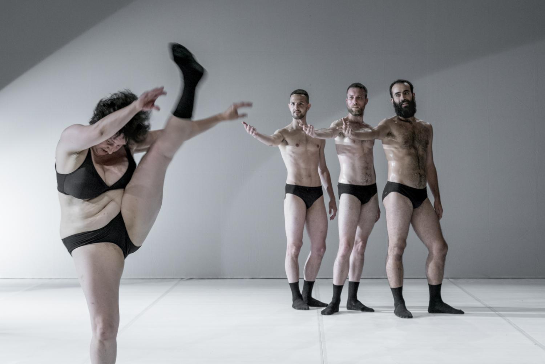 Silvia Gribaudi (IT): Graces