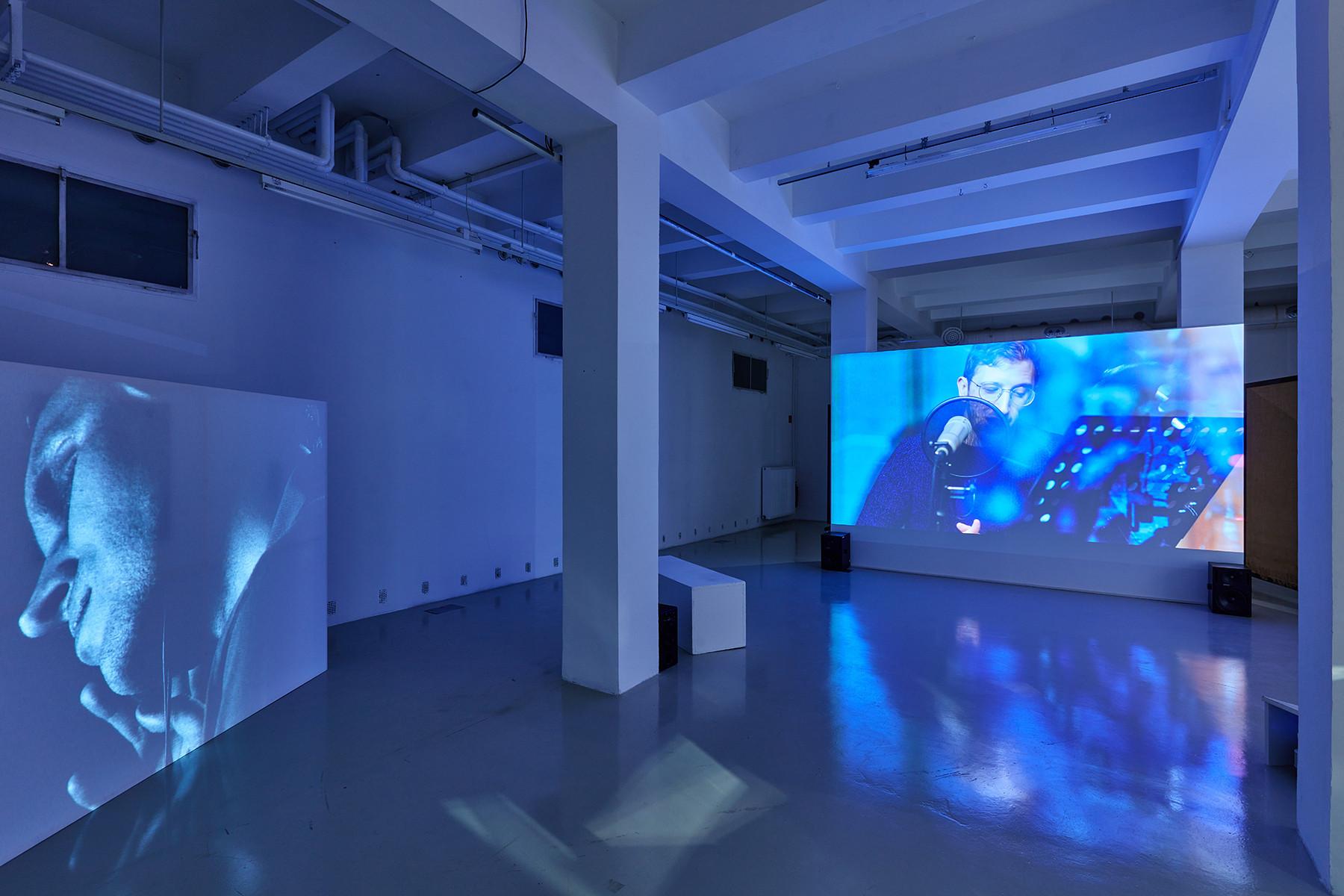 Exhibition view | photo: Dávid Biró