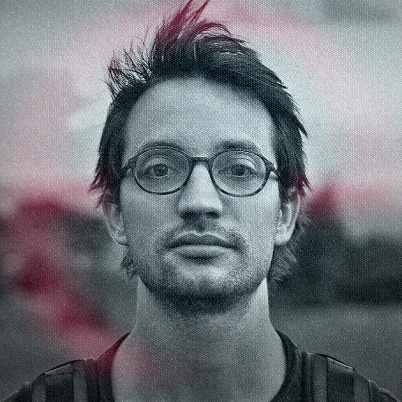 Márk Bartha: 18 - A/V show presentation