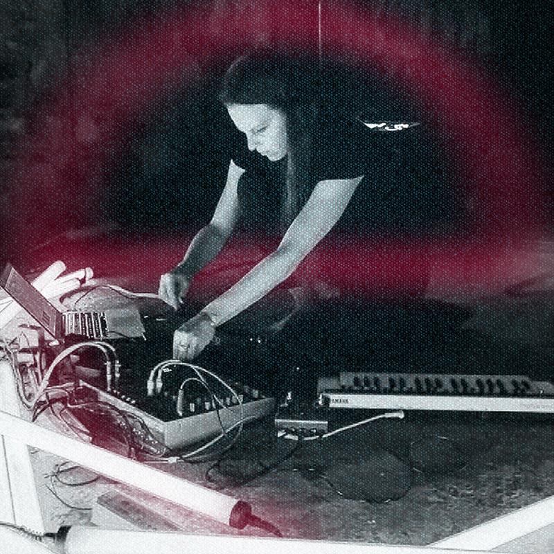 Mákó Rozi: NEST x AV Composers - live set