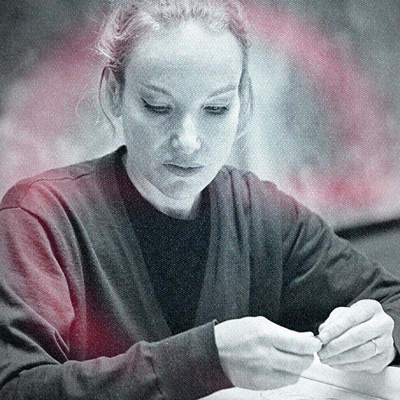 Open studios #10 - Rita Ackermann