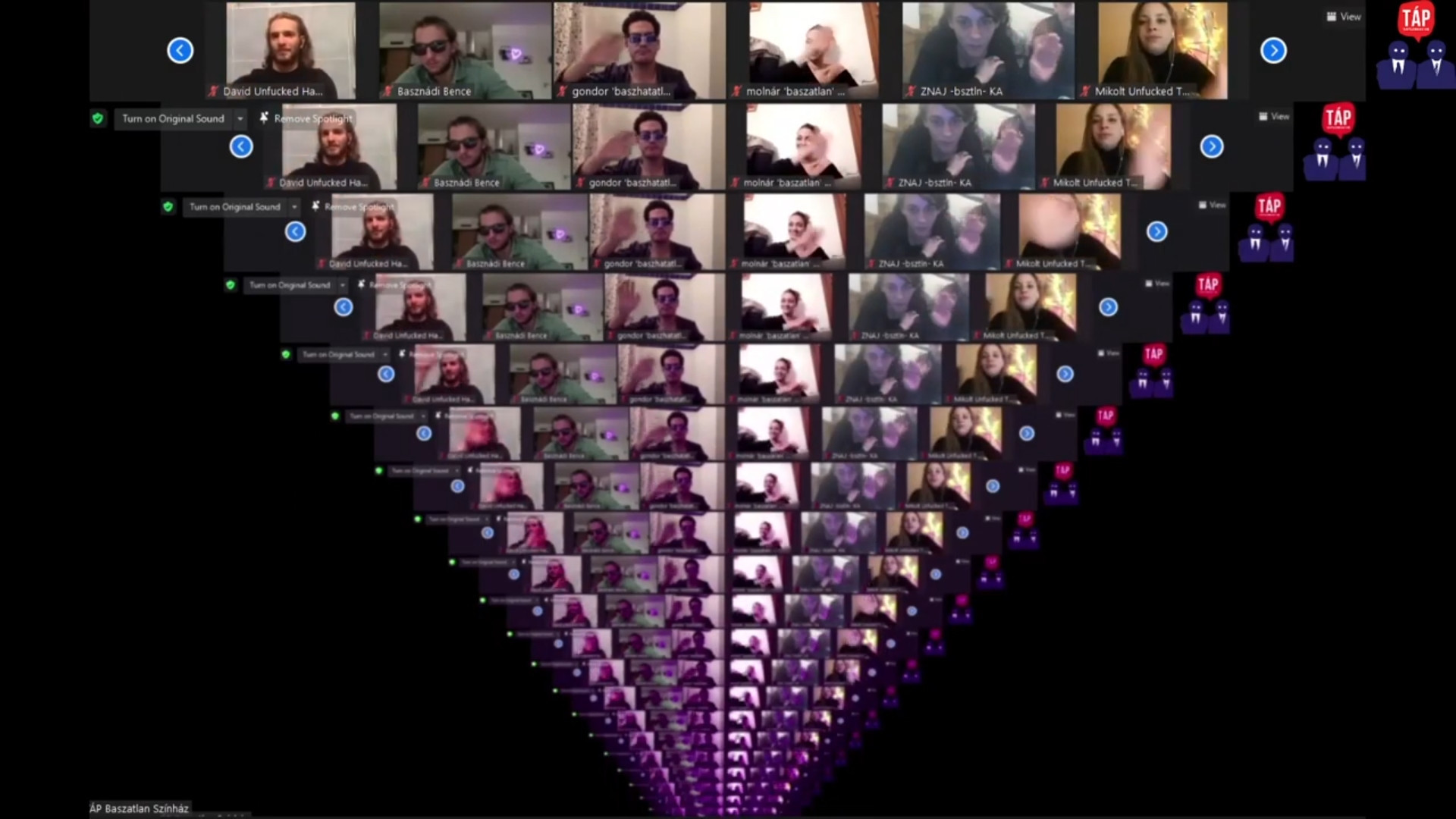 Zoom-videostill