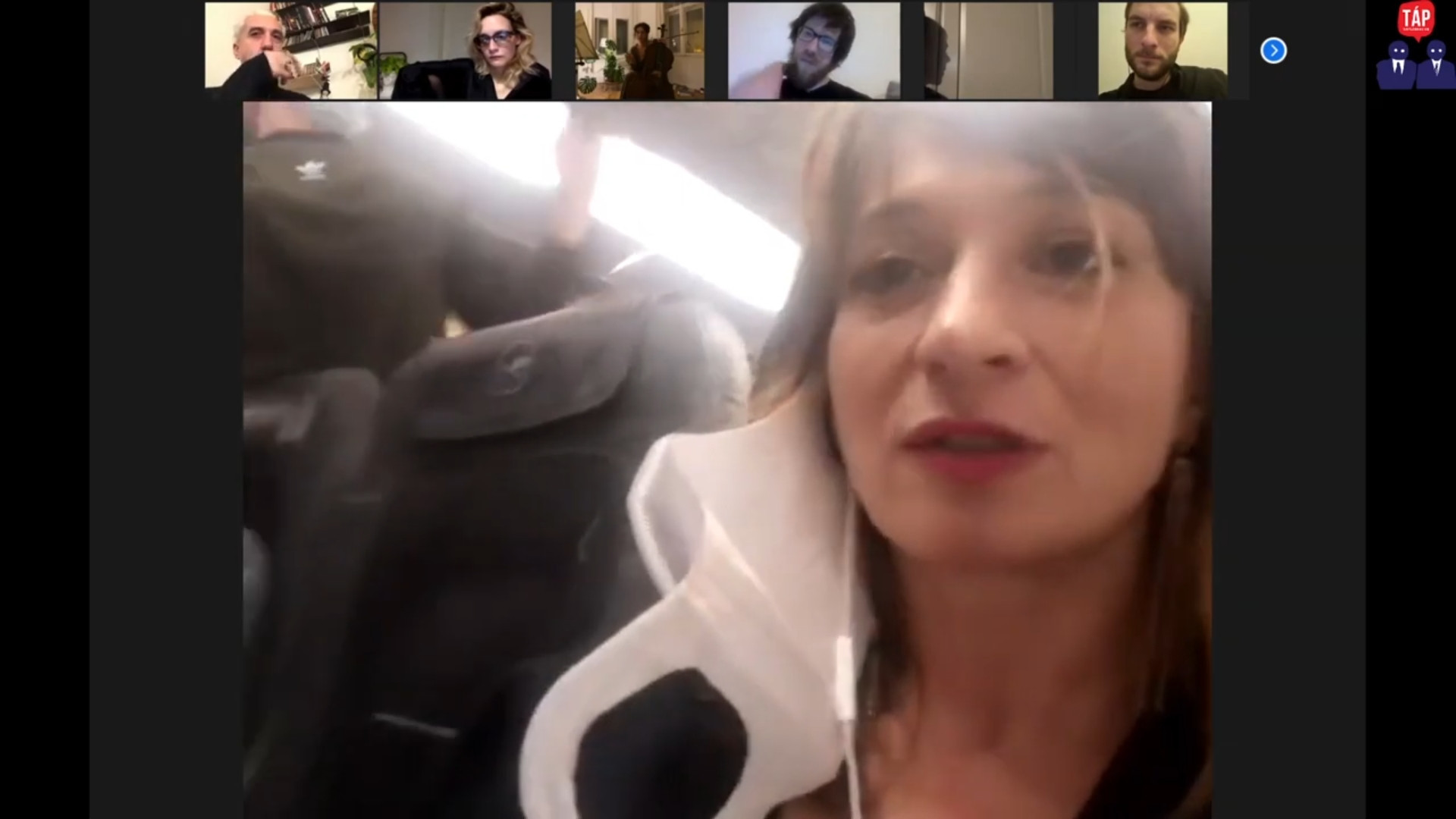 Láng Annamária - videostill