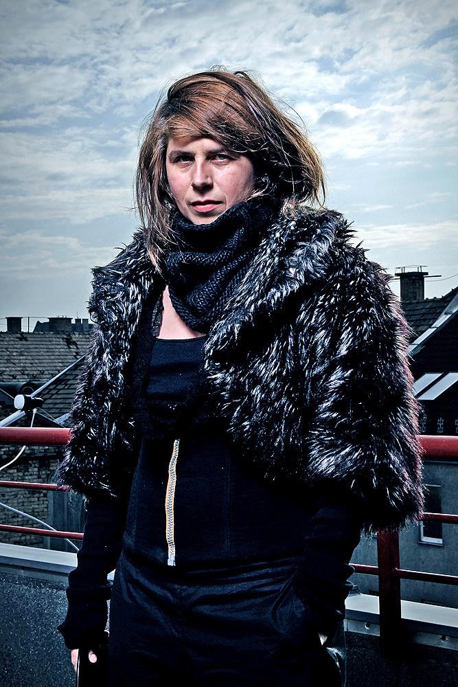 Hód Adrienn - Fotó: Nagy Gergő