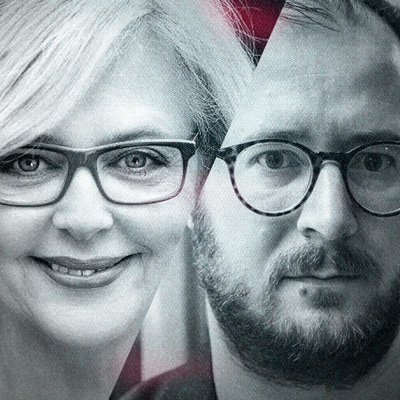 Péterfy-Novák Éva & Krusovszky Dénes - online beszélgetés