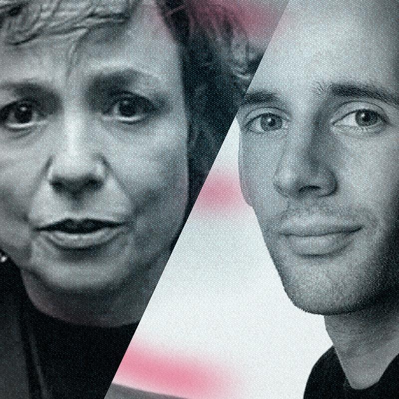 Ardai Petra & Szabó Csongor - online beszélgetés