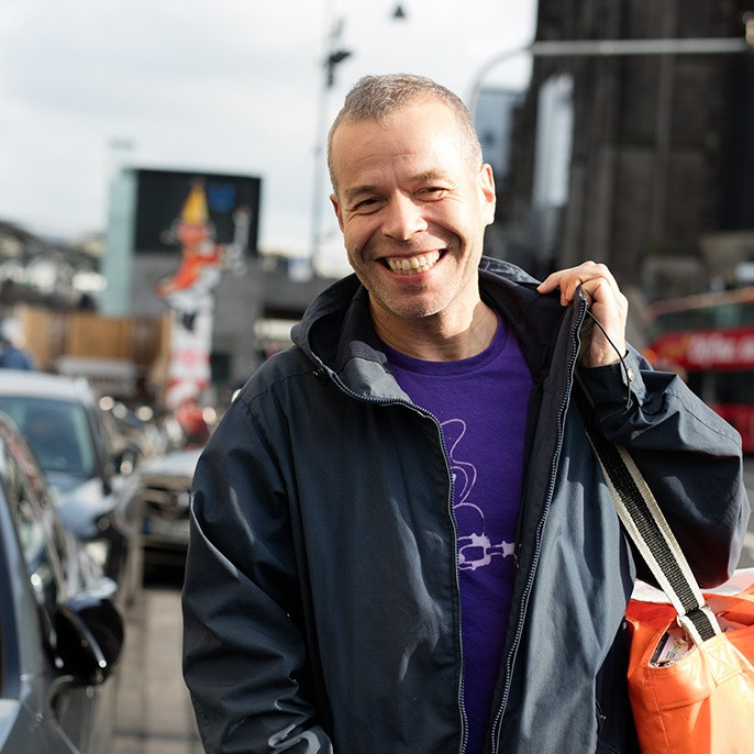 Lecture by Wolfgang Tillmans
