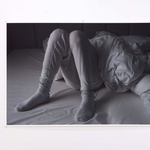 Guided tour in the exhibition of Wolfgang Tillmans