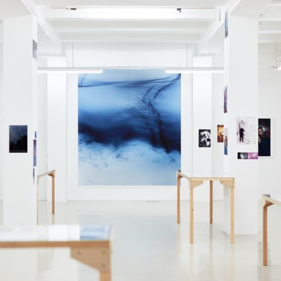 Guided tour in the exhibition of Wolfgang Tillmans by Gábor Pfiszter