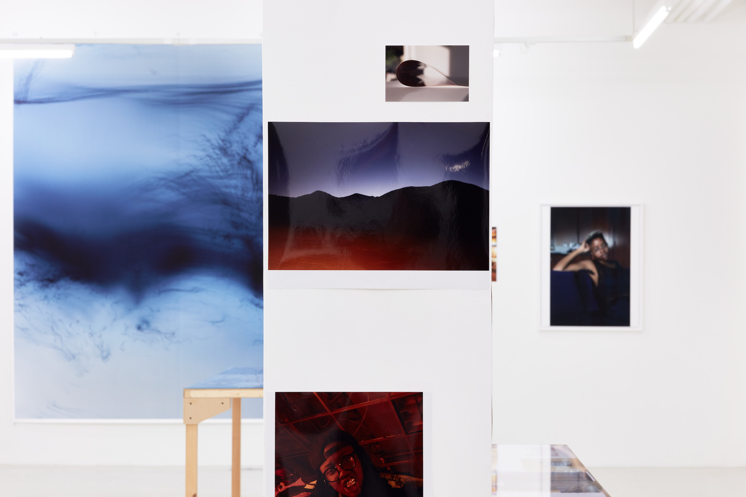 Wolfgang Tillmans: A te tested a tiéd . Kiállítási látkép, Trafó Galéria, 2021. Fotó: Biró Dávid