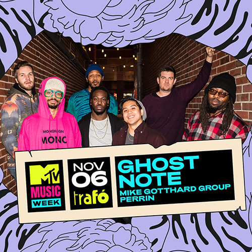Ghost-Note, guest Mike Gotthard Group