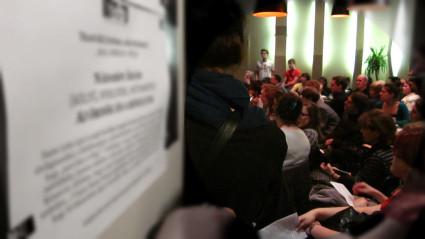 POLITIKAI DIZÁJN WORKSHOP - Nyilvános prezentációk és beszélgetés