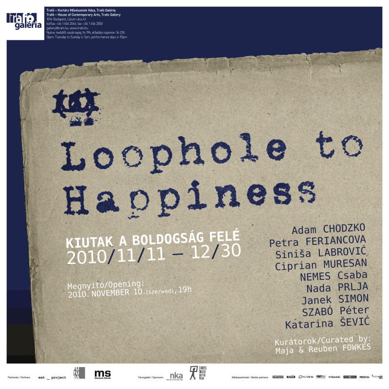 Loophole_plakat_print