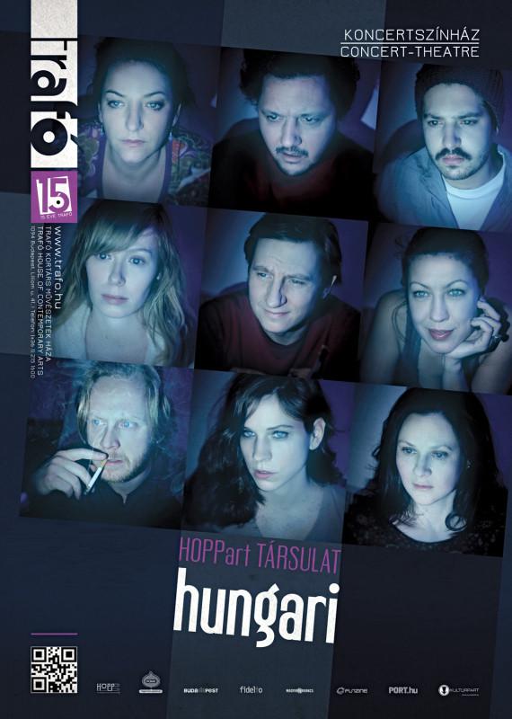 HOPPart társulat: HUNGARI