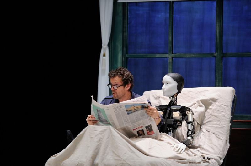 Oriza Hirata & Seinendan & Osaka University Robot Theatre Project Theater Company (JP)