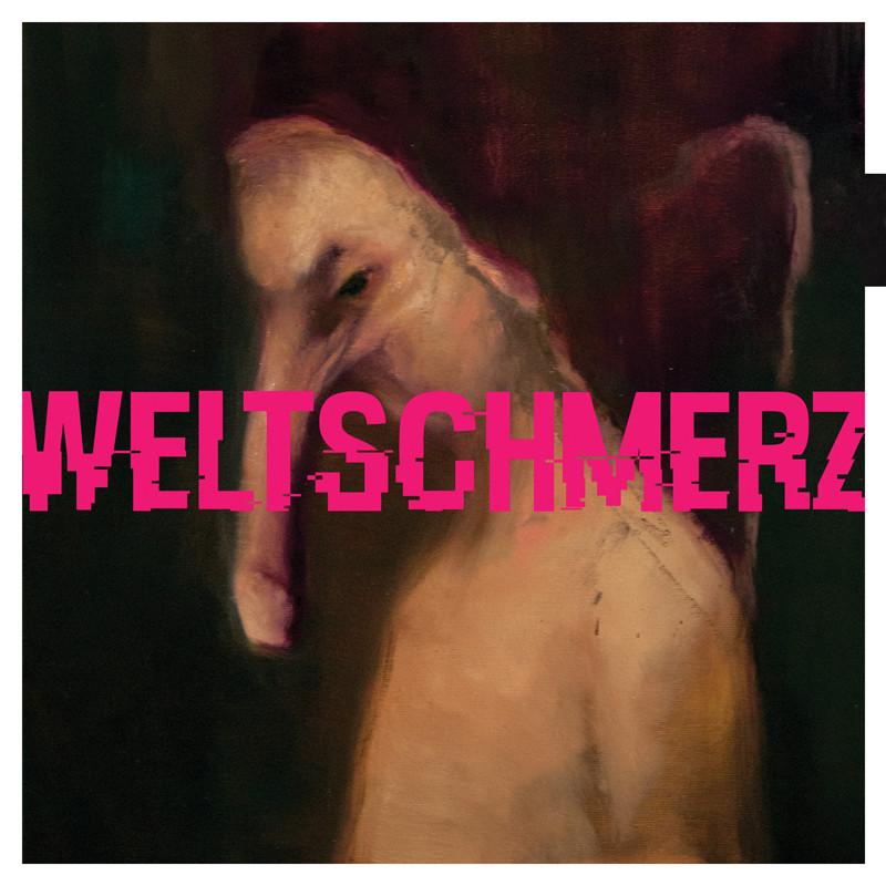 Weltschmerz - exhibition of Csaba Kis Róka