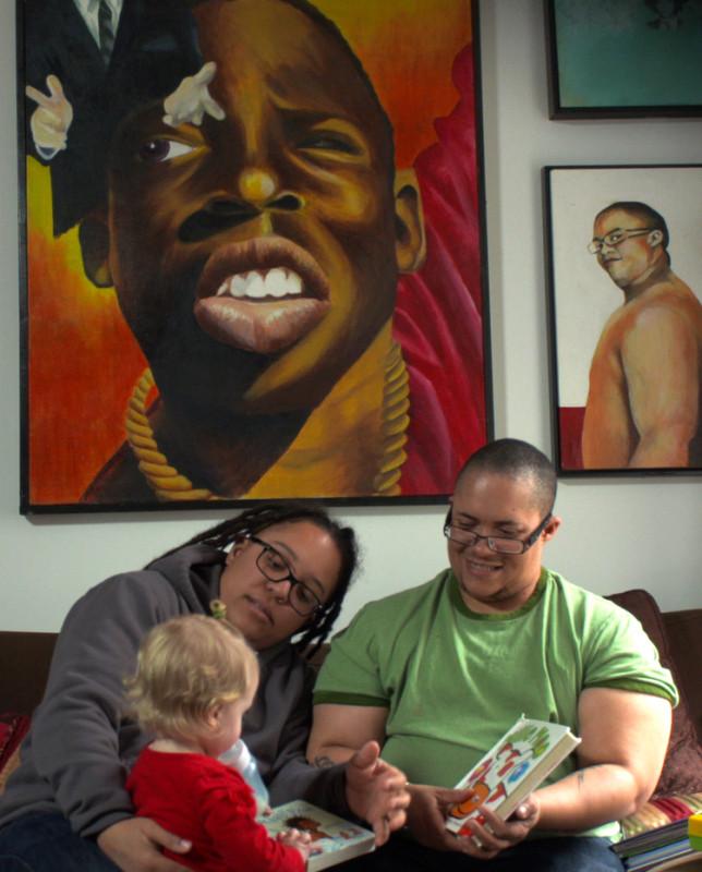 Rémy Huberdeau (CAN):Transznemű szülők / Transgender Parents
