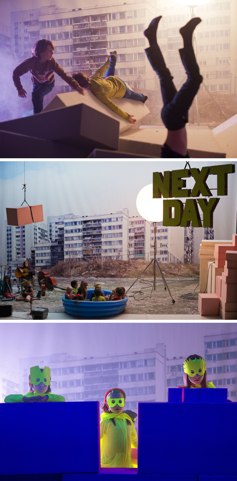 Philippe Quesne/Campo (FR/BE): Next Day