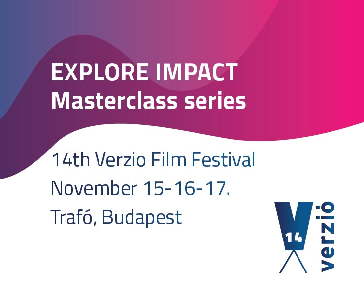 Explore Impact Masterclass series – not only for professionals!