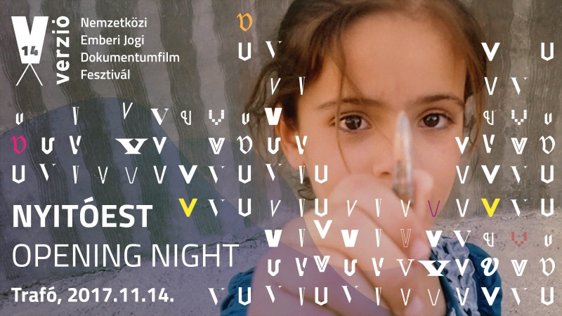 Opening night of 14th Verzio International Human Rights Documentary Film Festival