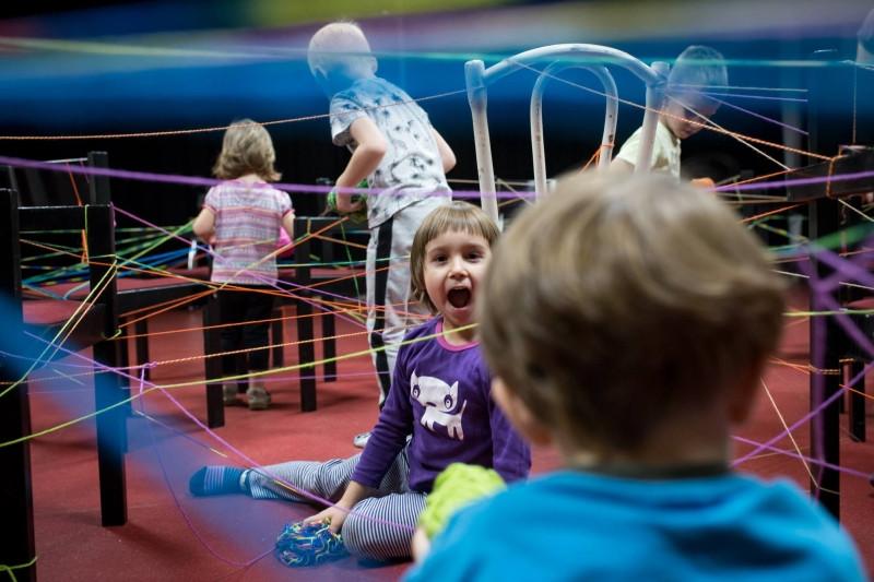 Futrinka – mozgás és rajz 5-7 éves gyerekeknek a Trafóklubban