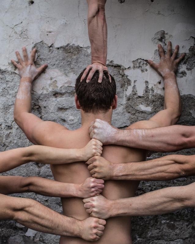 Gravity & Other Myths (AUS): Backbone