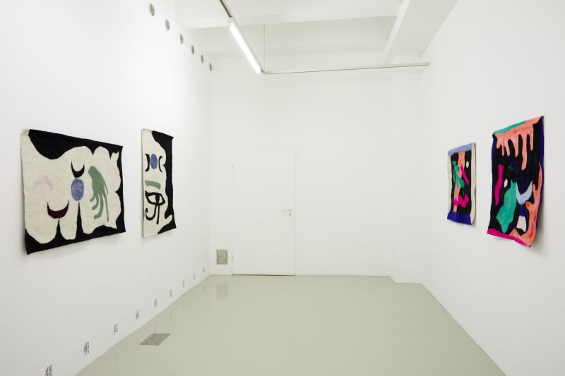 kiállítási látkép (fotó: SURÁNYI Miklós)