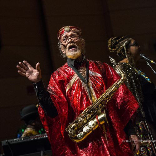SUN RA ARKESTRA (US) under the direction of Marshall Allen // SOLD OUT
