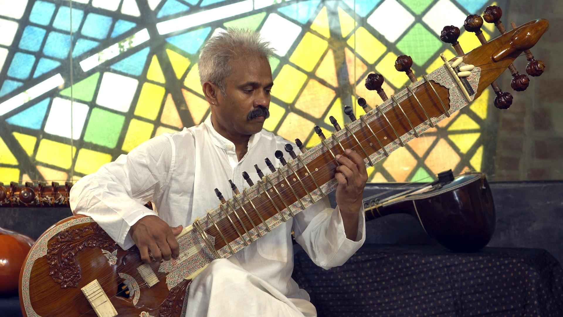 Pandit Rajeev Janardan, Sharada Mushti, Devashish Pathak