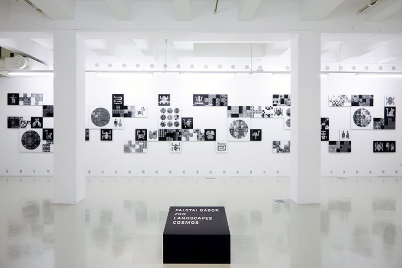 exhibition view (photo: Miklós Surányi)